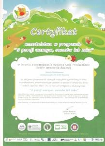 certyfikat 10 002