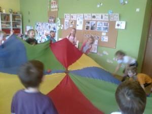 Zajęcia ruchowe w klasie (2)