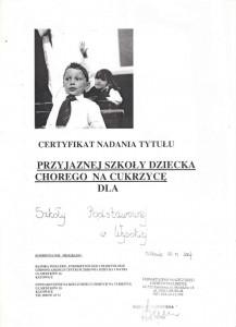 certyfikat 1 001