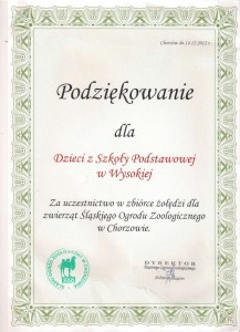 certyfikat 11 001