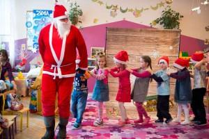 3 Zabawy z Mikołajem