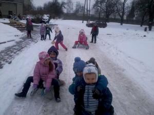 Zimowe zabawy (2)