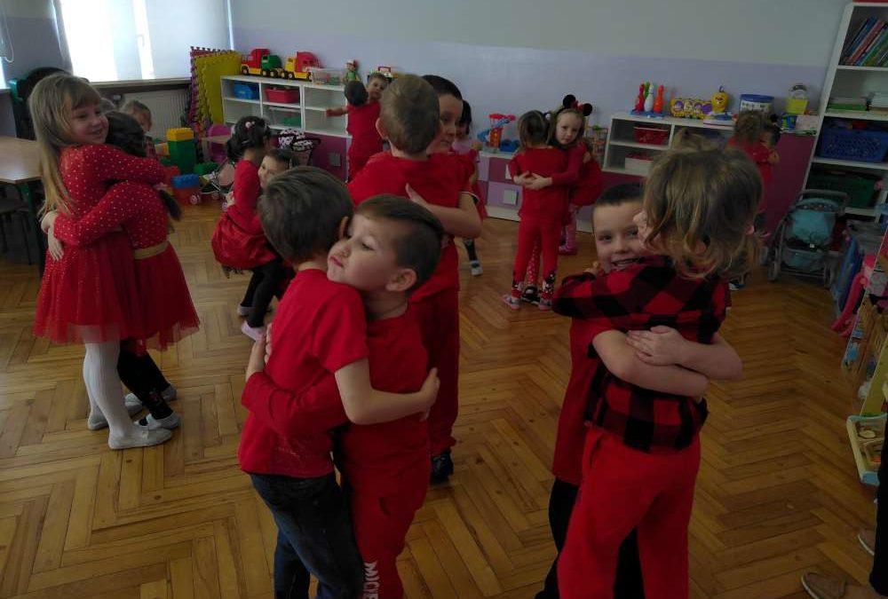 Przedszkolny Dzień przyjaciela