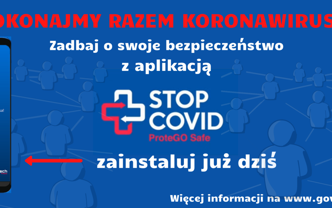 STOP COVID ProteGO Safe