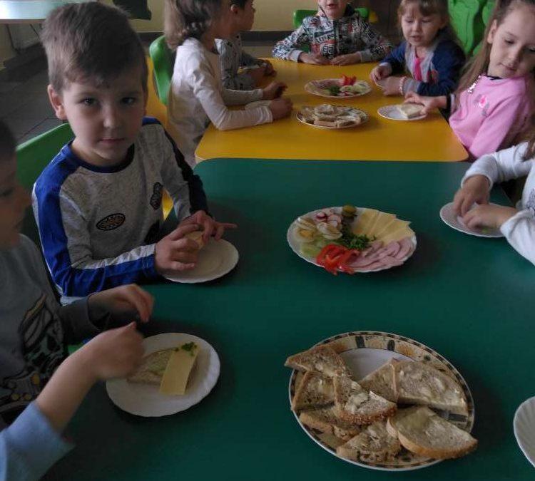 Klub zdrowego przedszkolaka